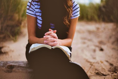 Praying with the Bible