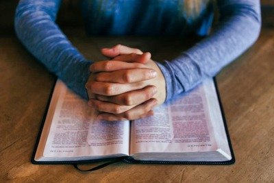 Praying with the Word of God