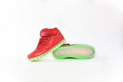 Red LED Sneakers
