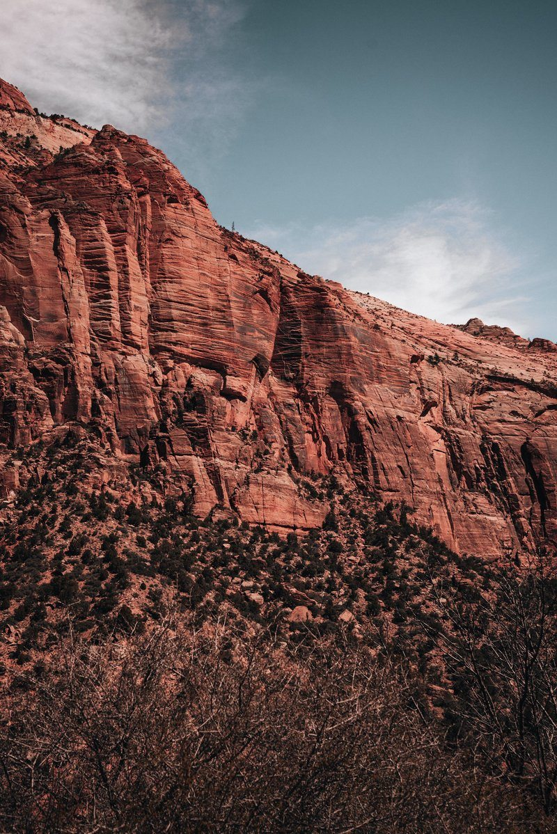 Red Sandstone Grand Canyon
