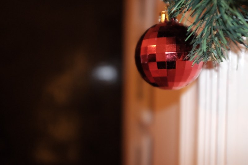 Red Tree Decorations