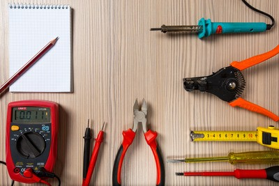 Screwdriver and Tools