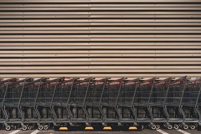 Shutter And Trolleys