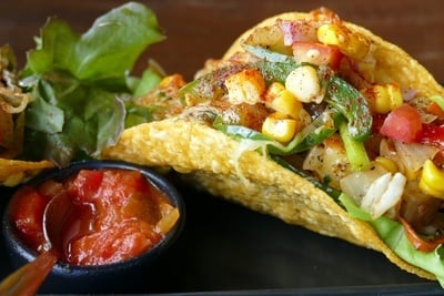 Spicy Mexican Tacos