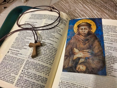 St. Francis of Assisi, the saint of the poor