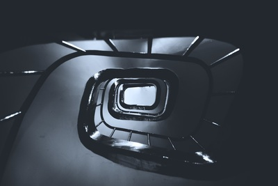 Staircase Abstract