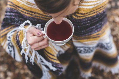 Stay Cozy, Drink Tea