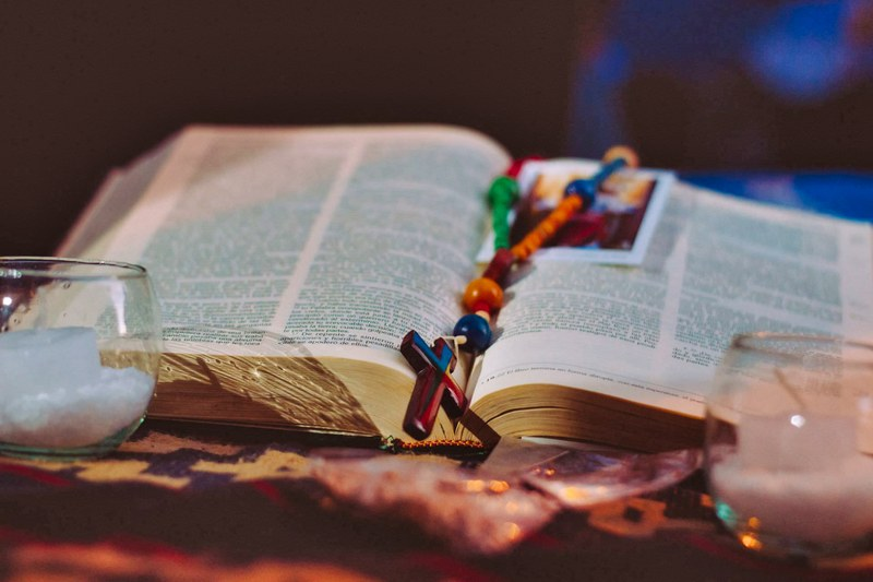 The Bible is the living word of our Father God
