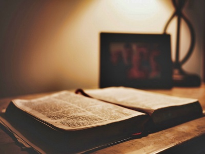 The Bible the food of the spirit