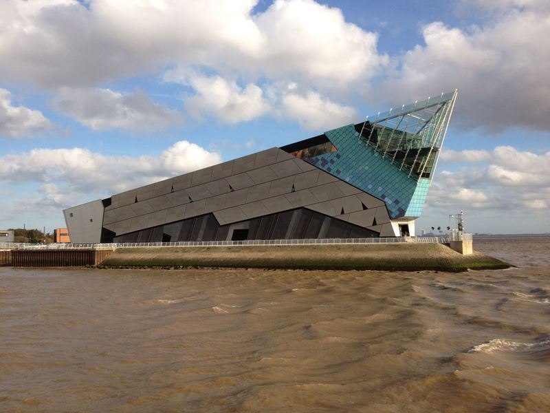 The Deep, Hull, Royaume-Uni