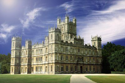 The Highclere castle