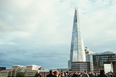 The Shard gratte-ciel Londres