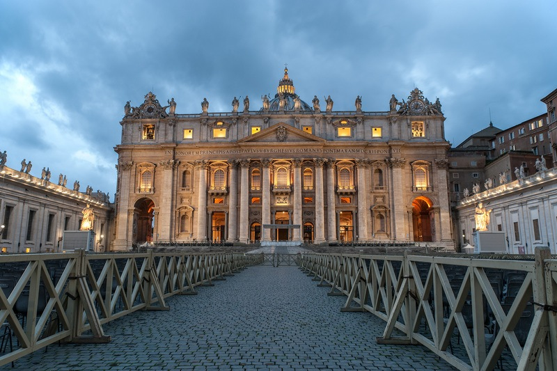 The Vatican in Rome