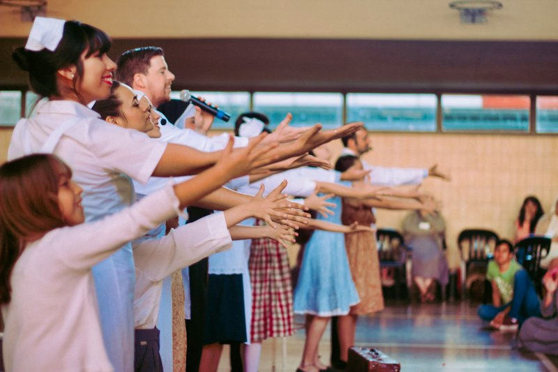 Theater as a means of evangelization