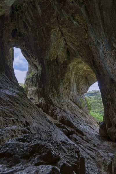 Thor's Cave, UK