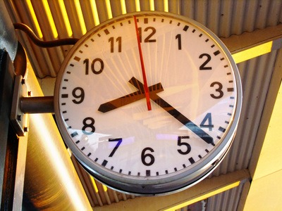 Time on Clock