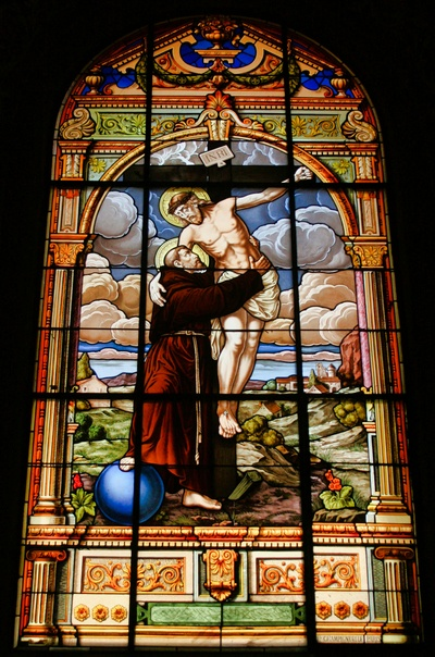 Vitral Stained Glass Window