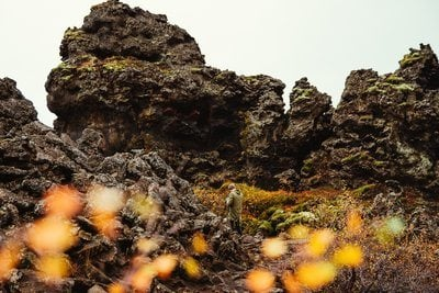 Volcanic Rock Formations