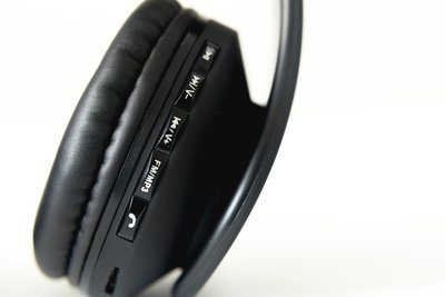 Volume Control Headphones