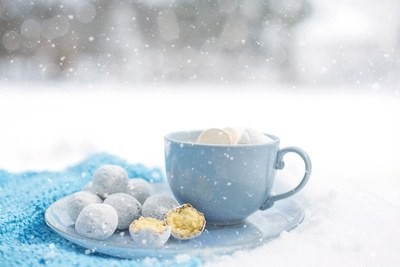 Winter Hot Chocolate