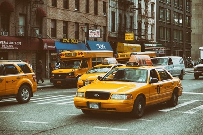 Yellow Traffic, New York
