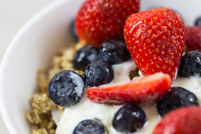 Yogurt & Fruit Granola