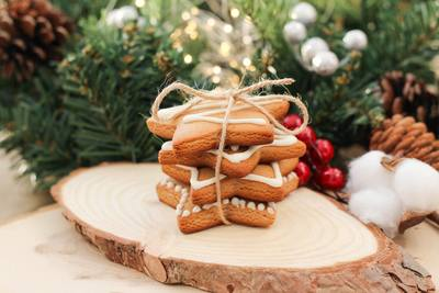 Gingerbread for christmas