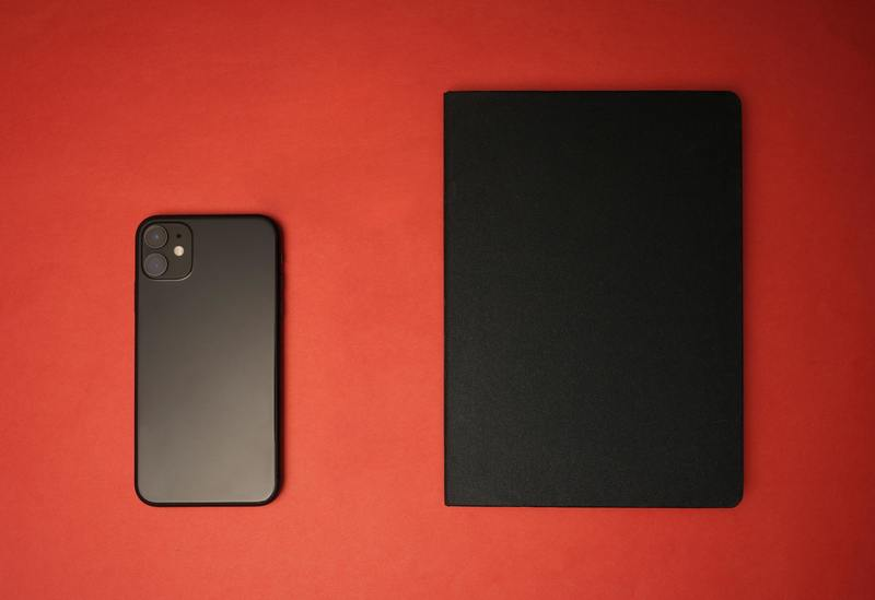 Smartphone and a tablet
