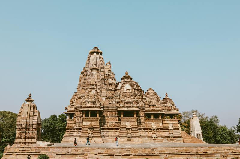 Vishwanath Temple in India